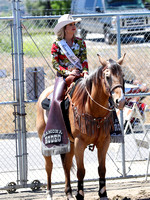 Lakeside Pro Rodeo Saturday 1st  Performance and Queen Coronation 2017